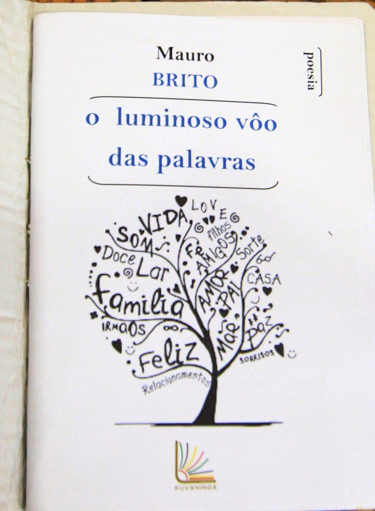 Livro de Mauro Brito: O luminoso Vô das Palavras