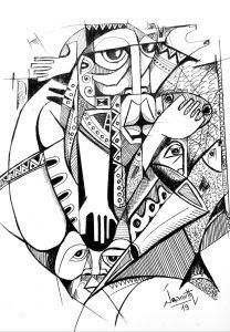 Desenho de Joaneth